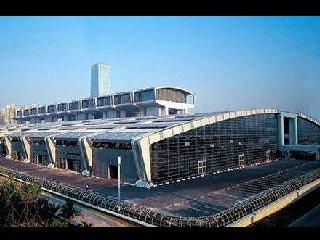 深圳会展中心项目  深圳工程首选  墙地贴砖瓷砖胶背涂