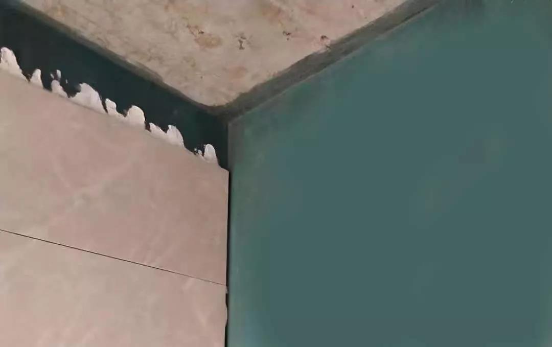 速干防水与石材钉再次联手了,石