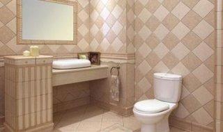 班力仕防水涂料 家装过程中厕所